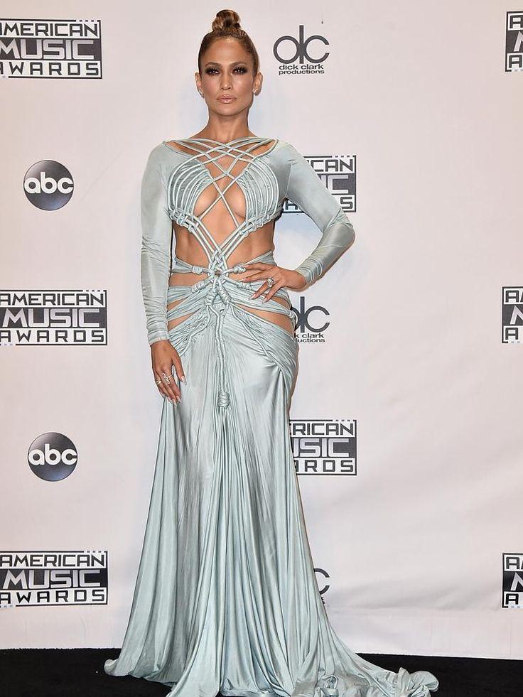 AMA Awards 2015 - Jennifer Lopez in