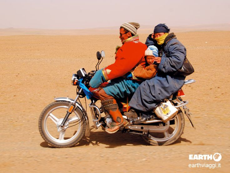 Deserto del Gobi - #Mongolia #Viaggiare