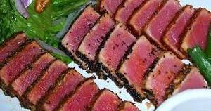 Grilled Tuna Steaks Recipe : Ina Garten : Food Network