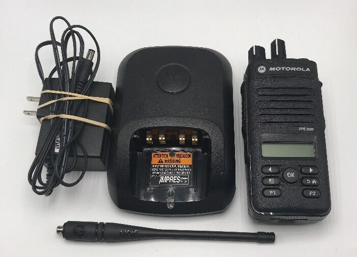Motorola MOTOTRBO XPR3500 Digital Two Way Radio #1 #Motorola