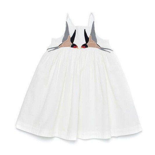 Swallows Return Sleeveless Dress