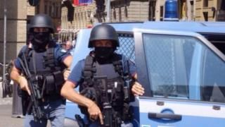 Italian police in Venice arrest three Jihadists
