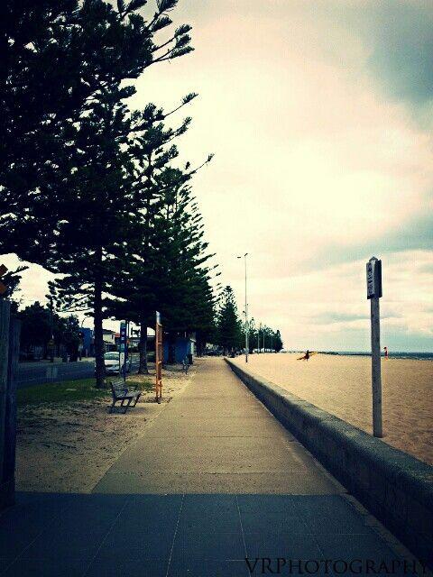 Altona beach