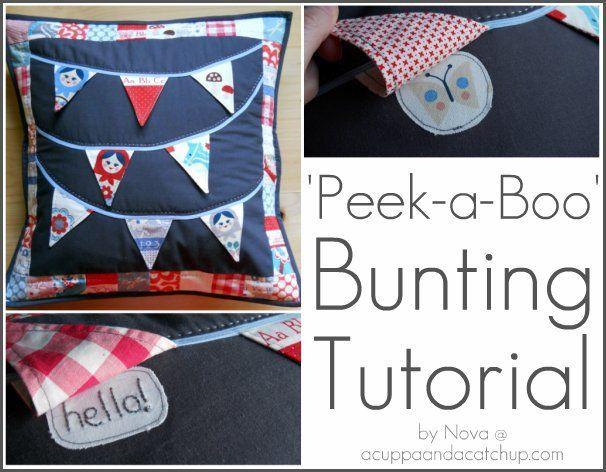 bunting tutorial