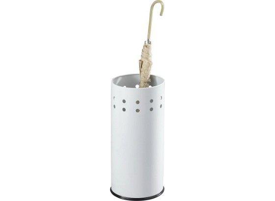 Esernyőtartó, fehér színű fém vázzal, Moebelix.hu 5,990 Ft