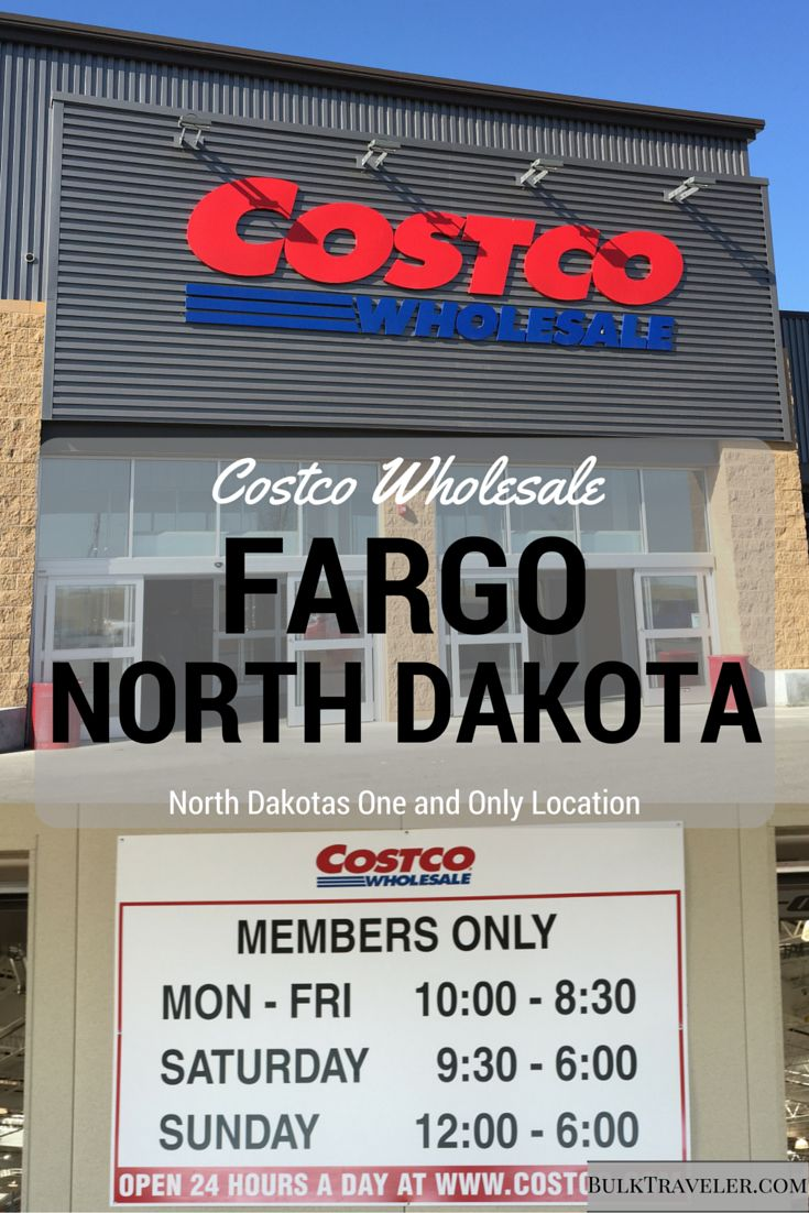 BulkTraveler.com takes a trip to the one and only Costco location in Fargo…