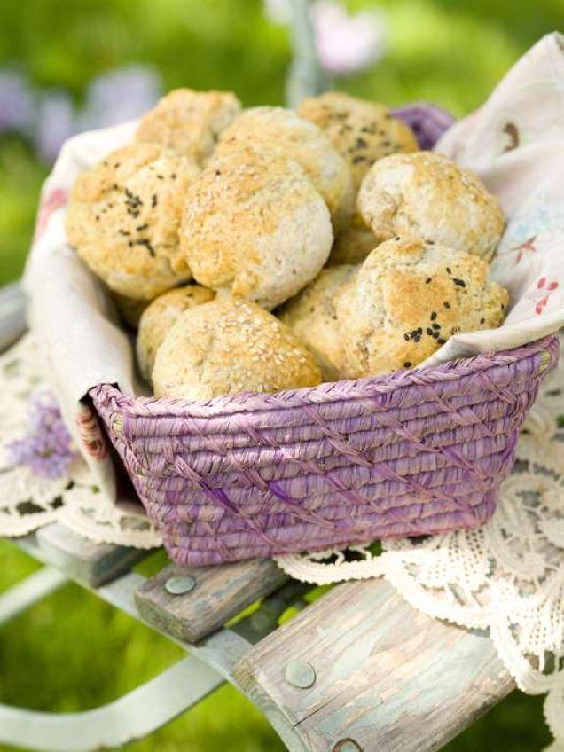 Med detta enkla recept kan du briljera med nybakade frallor varje morgon!