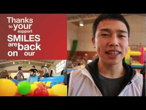 Irish Red Cross : Japan earthquake and tsunami one year on Thank You