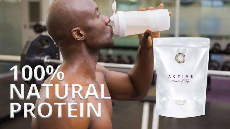 Nabušenej protein plnej peruánských superpotravin je konečně v prodeji. Dejte si pořádně do těla! http://stalezdravi.ramissio.com/