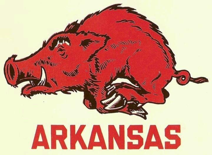 Vintage Arkansas Razorbacks