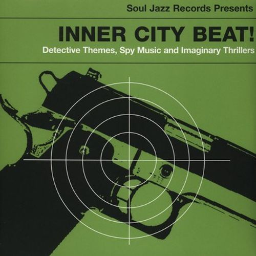 Inner City Beat!: Detective Themes, Spy Music and Imaginary Thrillers [LP] - Vinyl