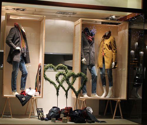 Cappotti sportivi, uomo e donna.