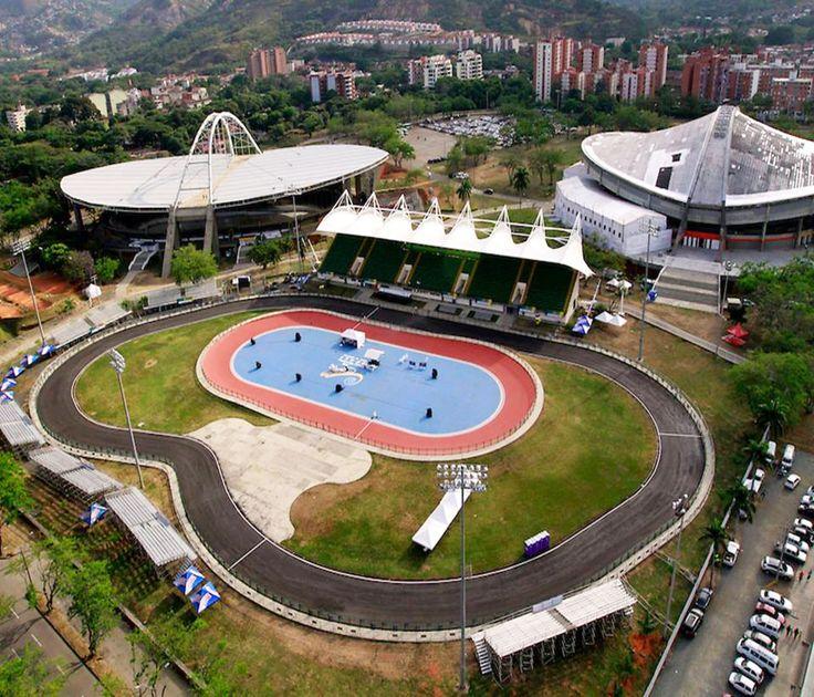 El Velódromo Alcides Nieto Patiño instalación deportiva usada principalmente para ciclismo. Fue sede de las competencias de ciclismo en pista en los Juegos Panamericanos de 1971 y del Campeonato Mundial de Ciclismo en Pista de 2014. Tambien fue sede de las competencias de Patinaje Artistico durante los Juegos Mundiales. Próximamente será la sede del Campeonato del Mundo de Patinaje Artístico 2015. El velódromo está situado en la Unidad Deportiva Alberto Galindo.