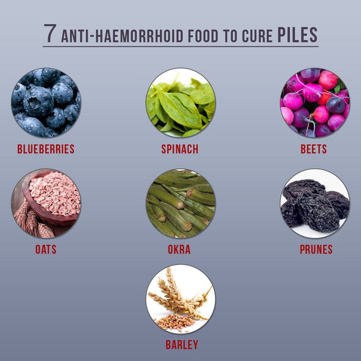 Food To Cure Piles Naturally!