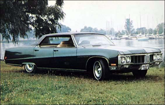1970 Buick Electra 225 - My first car... my mom wanted me in a big car to be safe! ;-)