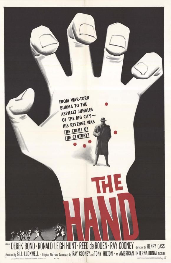 The Hand (1960)