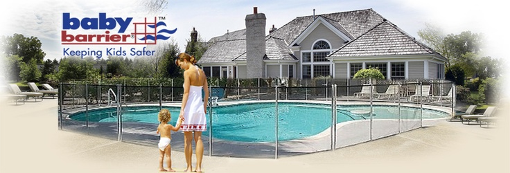 Swimming Pool Fence? Baby Barrier