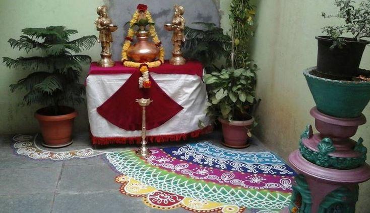 Rangoli Designs for Gudi Padwa