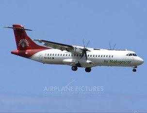 5R-MJE - Air Madagascar ATR 72 (all models) photo (843 views)