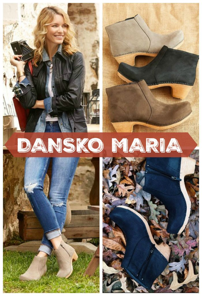 What's New from Dansko?