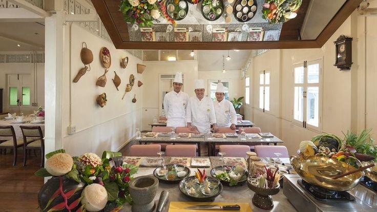 Discover the secrets of Thai gastronomy at Mandarin Oriental, Bangkok's Oriental Thai Cooking School