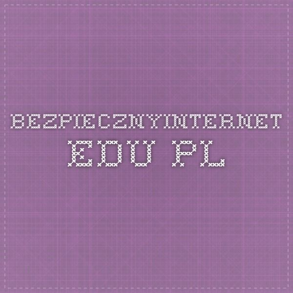 bezpiecznyinternet.edu.pl