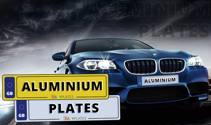 Order your Aluminium Plates online today. Choose from a selection of borders, badges and surrounds. Give your car an epic number plate.
