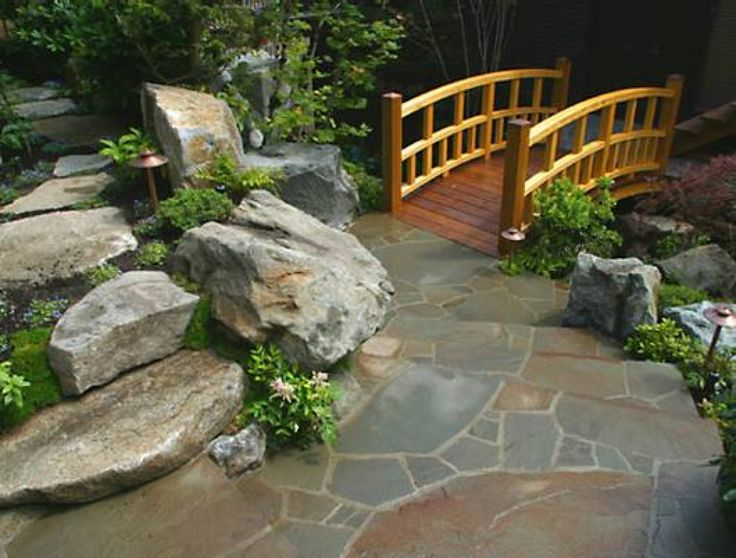 Japanese Garden Stone Bridge 187 best japanese gardens images on pinterest | japanese gardens