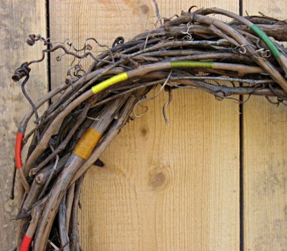 52 best images about making things out of twigs on pinterest for Stuff to make with string