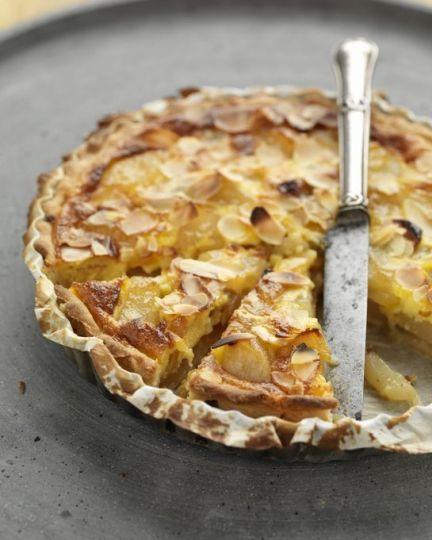 Francúzsky hruškový koláč | Recepty.sk