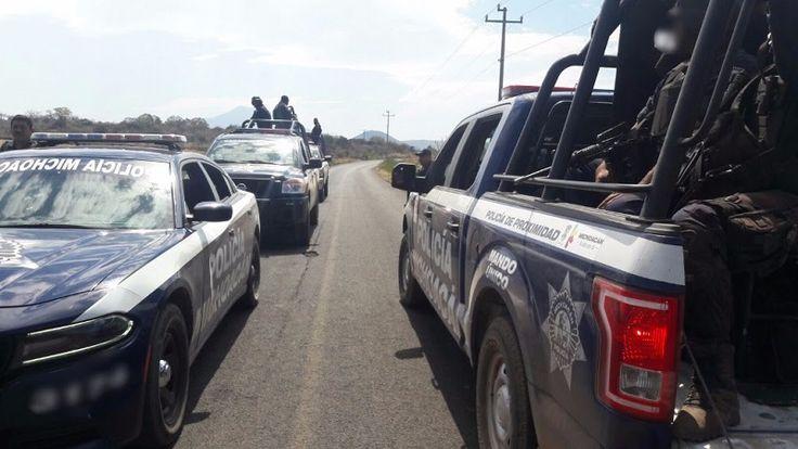 Como parte de la estrategia de la SSP para contar con elementos confiables en la Policía Michoacán, 34 elementos del municipio de Villamar fueron trasladados a la ciudad de Morelia ...