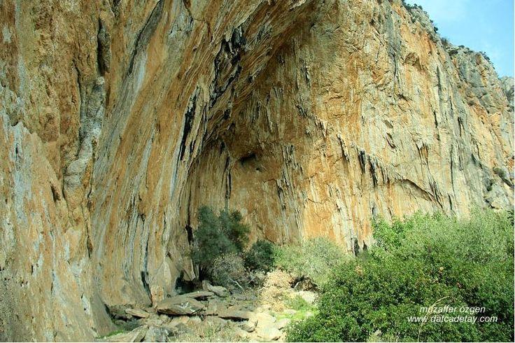 datça kaya tırmanışı 10