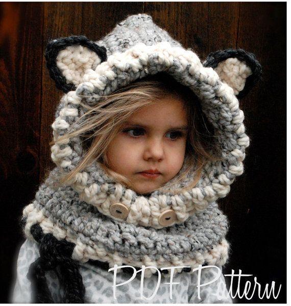 Très très très mignons, ces petits bonnets !