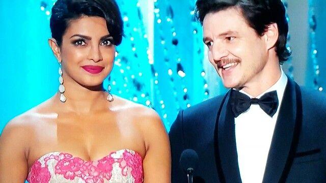 Priyanka Chopra SAGA Awards