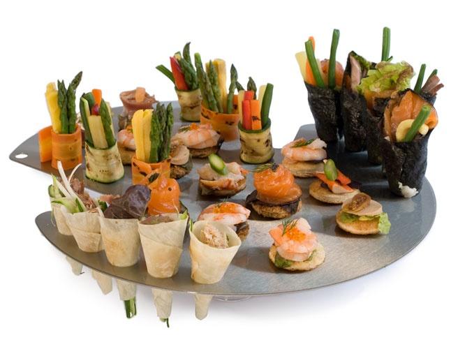 32 best images about canap s on pinterest scallops for Canape catering sydney