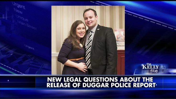 Release of Josh Duggar's Police Report Raises New Legal Questions