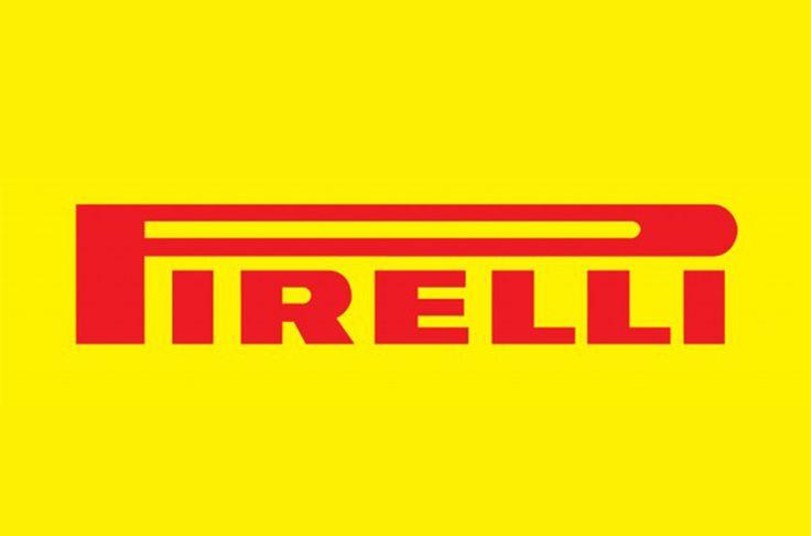 Pirelli Brand Logo Designed (1945) by Pirelli artire.com