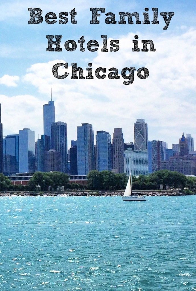 Thinking about a family getaway to Chicago? Here's a list of the best family hotels in Chicago that your kids will love.