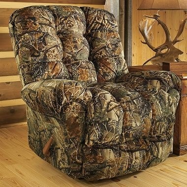 Lazy Boy Sofa Best Home Furnishings BodyRest Camo recliner camo realtree mossyoak