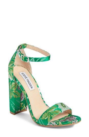 6b6a6df5c72 Women S Carrson Ankle-Strap Dress Sandals
