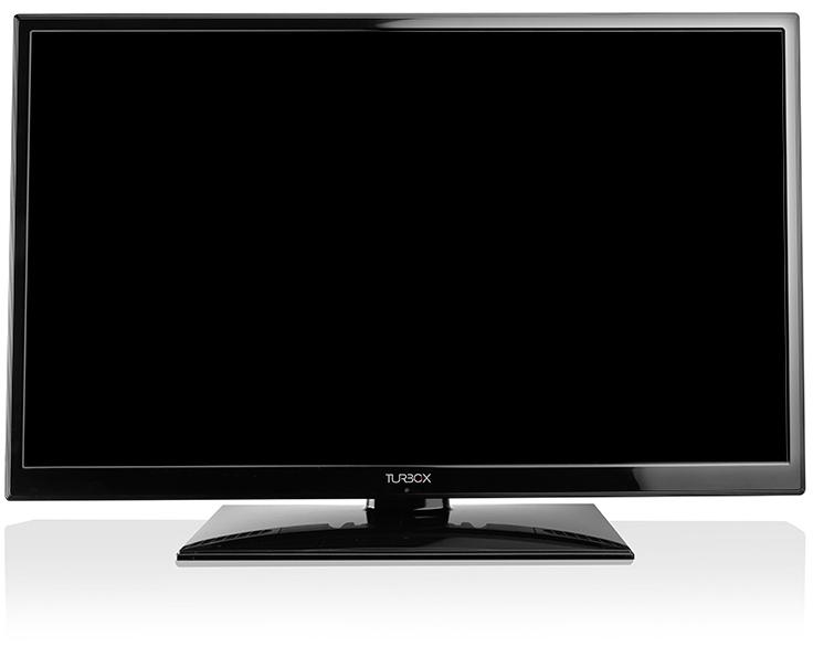 Turbo-X TXV-32 LED TV 32''. Ανάλυση HD 720p με επεξεργατή εικόνας Pixellence για υψηλή ευκρίνεια, 100Hz CMP για ομαλές σκηνές δράσης & λειτουργία PVR.