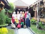 villa penginapan keluarga sekitar Lost world castel dan Merapi Park