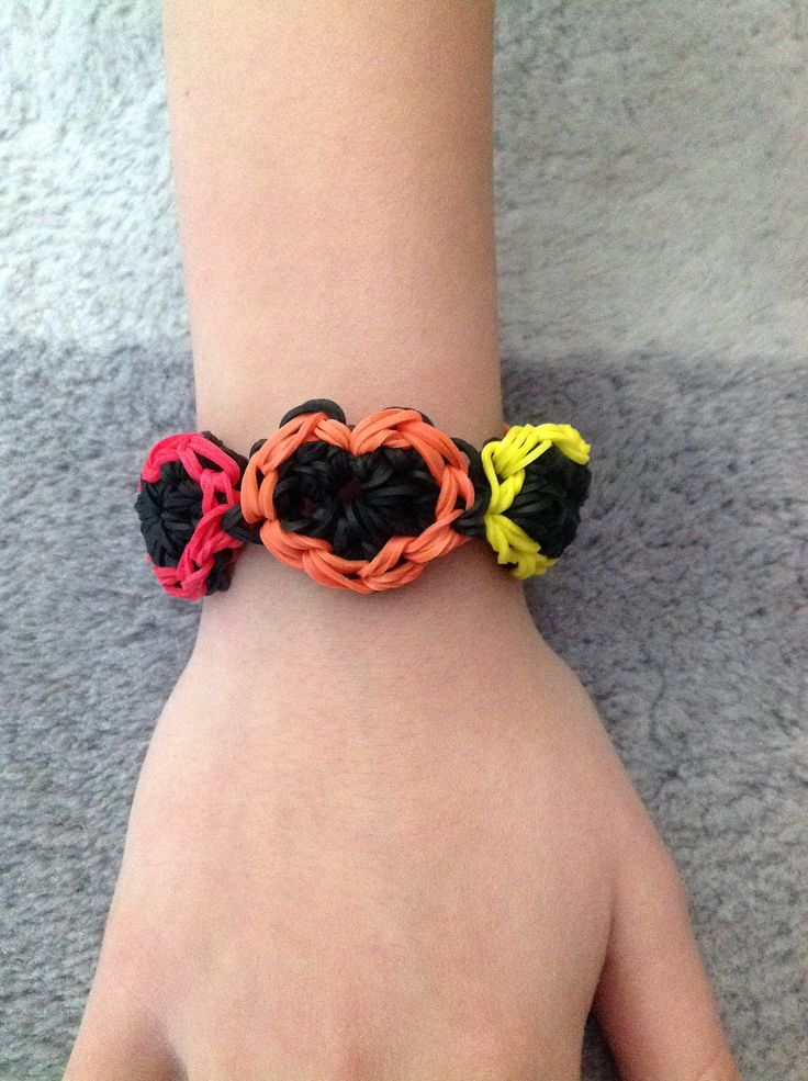 Valentine Bracelets Justin Toys : Best rainbow loom how to p images on pinterest