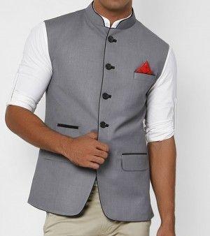 nehru jacket beige - Google Search