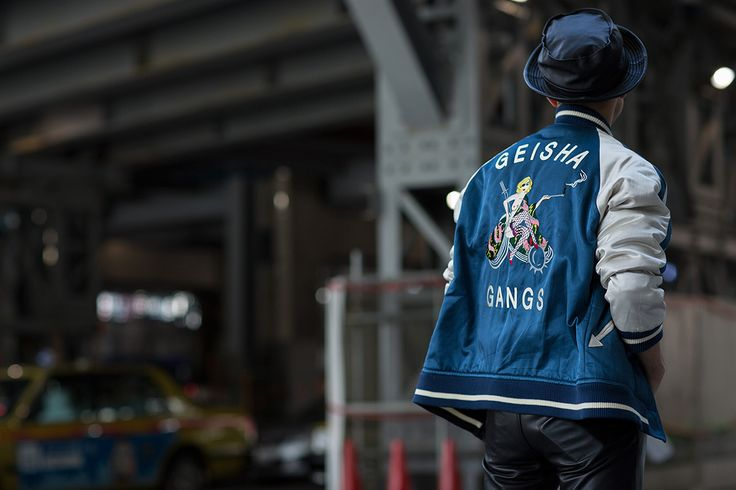 Our jet-setting street style lens returns with a second round of sick street style from Tokyo Fashion Week FW16.