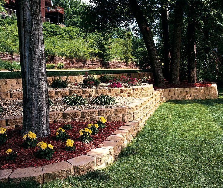 Tiered Contemporary Urban Garden: 86 Best Terraced Yard Images On Pinterest