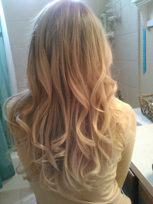 Blonde highlights to dirty blonde hair :) | Can I please ...