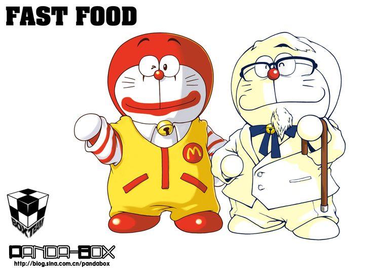 Dora+Mc+KFC