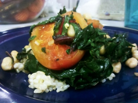 tomato chard rice | Recipes | Pinterest | Rice and Tomatoes