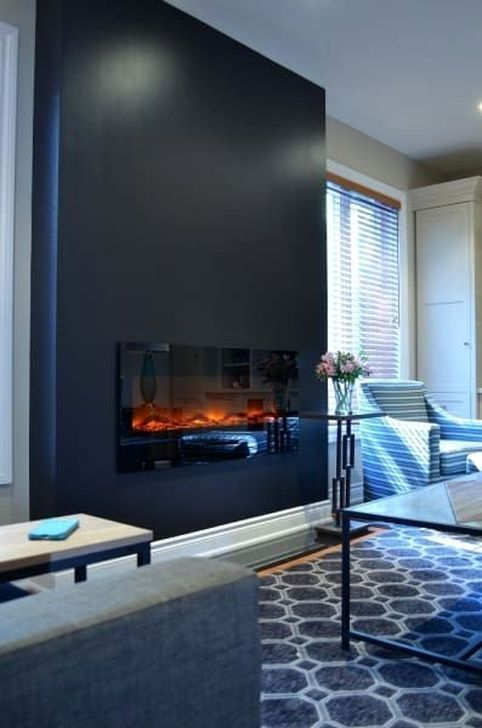20+ Fantastic Electric Fireplace Design Ideas For Your